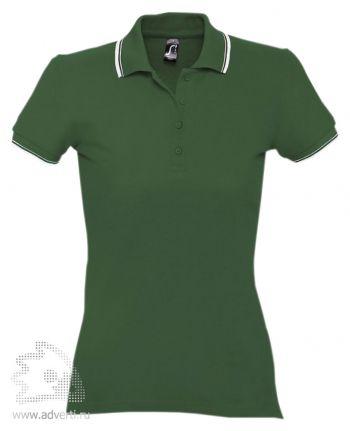 Рубашка поло «Practice Women 270», женская, зеленая