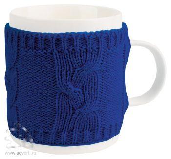 Кружка «Уют», синяя