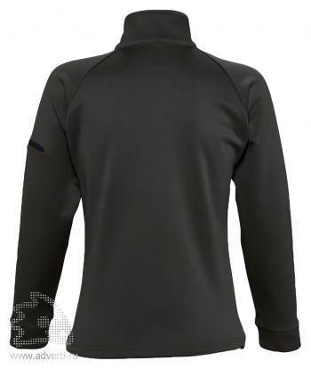 Куртка флисовая «New Look Women 250», женская, Sol's, Франция, дизайн спины