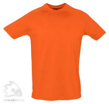 Футболка рабочая «Mega Pro 190», мужская, оранжевая