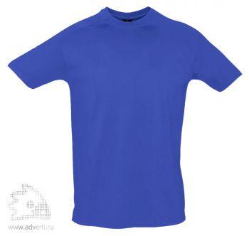 Футболка рабочая «Mega Pro 190», мужская, синяя