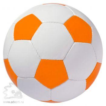 Мяч футбольный «Street», оранжевый