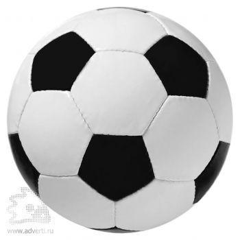 Мяч футбольный «Street», черный