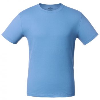 Футболка «T-Bolka 160», унисекс, голубая
