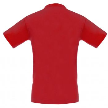 Футболка «T-Bolka 160», унисекс, тёмно-красная, спина