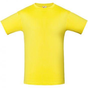 Футболка «T-Bolka 160», унисекс, ярко-жёлтая