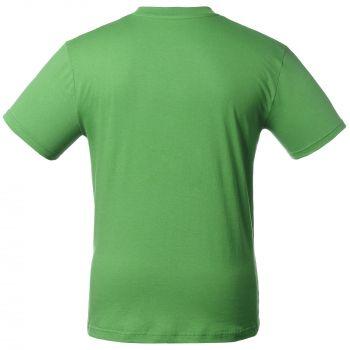 Футболка «T-Bolka 160», унисекс, зелёная, спина