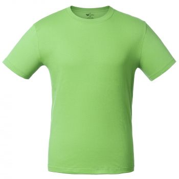 Футболка «T-Bolka 160», унисекс, светло-зелёная