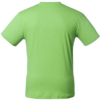 Футболка «T-Bolka 160», унисекс, светло-зелёная, спина
