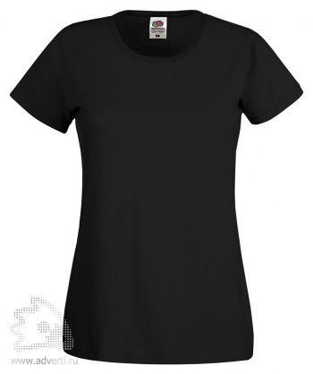 Футболка «Original T», женская, черная