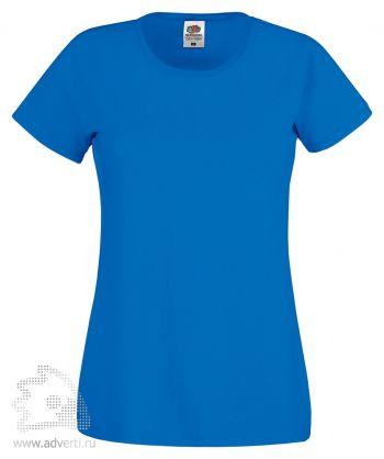 Футболка «Original T», женская, синяя