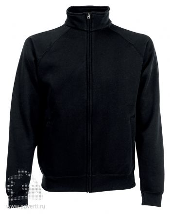 Куртка «Sweat Jacket», мужская, черная