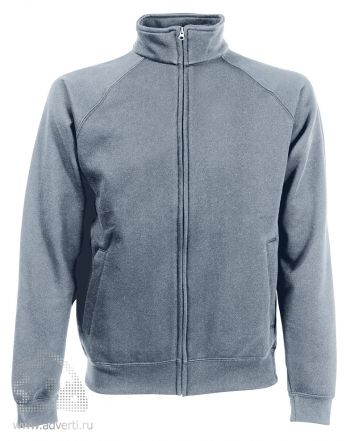 Куртка «Sweat Jacket», мужская, серая