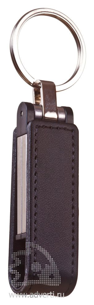 Флешка с магнитной застежкой «Cash», черная