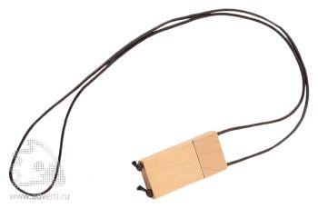 Флеш-карта USB 2.0 на 4 Gb на шнурке