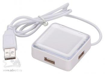 USB-разветвитель на 4 порта «Самос»