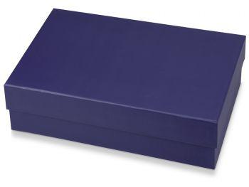 Подарочная коробка «Corners» большая, синяя