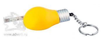 Брелок-рулетка «Лампочка»