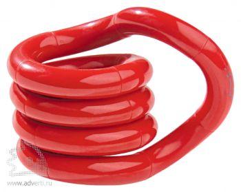 Головоломка «Тэнгл XL», красный