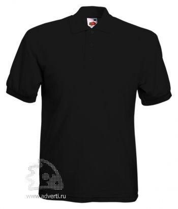 Рубашка поло «65/35 Pique Polo», мужская, черная