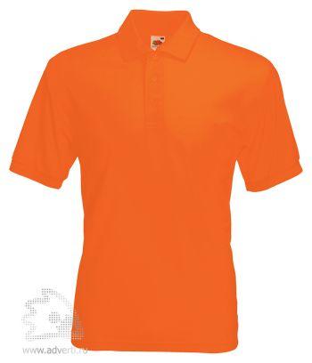 Рубашка поло «65/35 Pique Polo», мужская, оранжевая