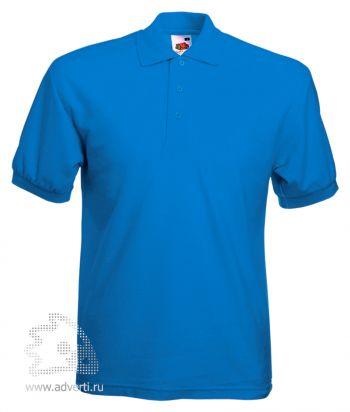 Рубашка поло «65/35 Pique Polo», мужская, светло-синяя