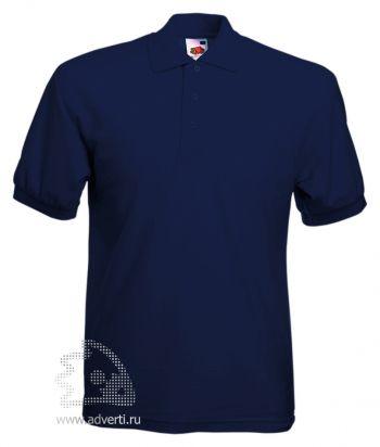 Рубашка поло «65/35 Pique Polo», мужская, темно-синяя