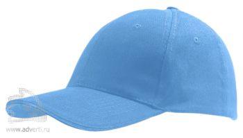 Бейсболка «Buffalo», голубая