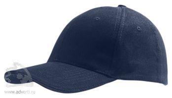 Бейсболка «Buffalo», темно-синяя