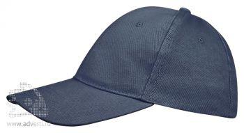 Бейсболка «Buffalo», джинс (синяя)