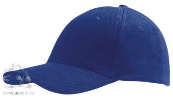 Бейсболка «Buffalo», синяя