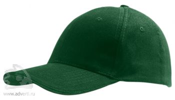Бейсболка «Buffalo», темно-зеленая