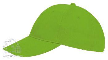 Бейсболка «Buffalo», ярко зеленая