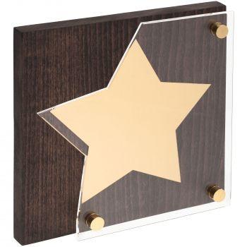 Награда «Asteri», золотистая, без подарочной коробки