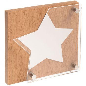 Награда «Asteri», серебристая, без подарочной коробки