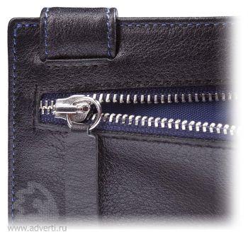Кошелек «Rich», внутренний дизайн кармана для мелочи