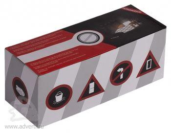 Тапки с подсветкой «Тапкомобили Car-Tapki», упаковка