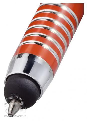 Шариковая ручка Finger со стилусом, стержень
