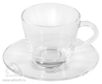 Чайная пара «Classic glass»