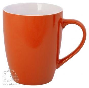 Кружка «Good morning», оранжевая