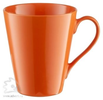 Кружка «Bell», оранжевая