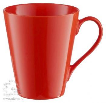 Кружка «Bell», красная