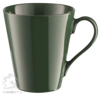 Кружка «Bell», зеленая