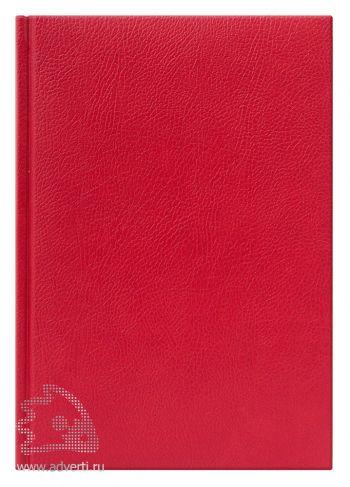 Ежедневник «Marseille», Avanzo Daziaro, красный, датированный
