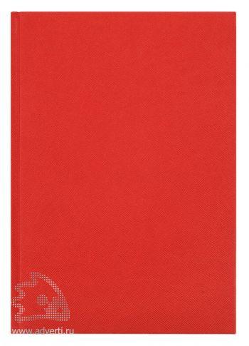 Ежедневник «Capri», Avanzo Daziaro, красный