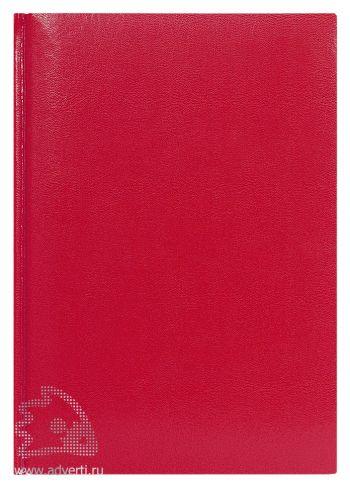 Ежедневники «Manchester», Avanzo Daziaro, красные