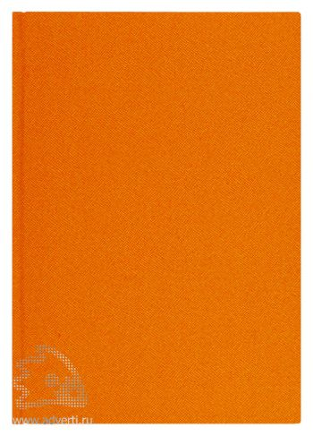 Ежедневник «Capri», Avanzo Daziaro, оранжевый