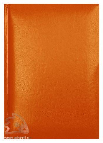 Ежедневники «Manchester», Avanzo Daziaro, оранжевые