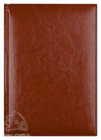 Ежедневник «Birmingham», Avanzo Daziaro, коричневый