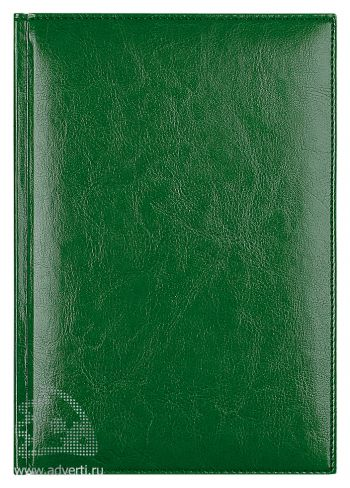 Ежедневник «Birmingham», Avanzo Daziaro, зеленый